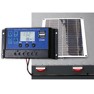 Solar Charge Kit