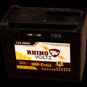 RhinoVoltz Smart Cell